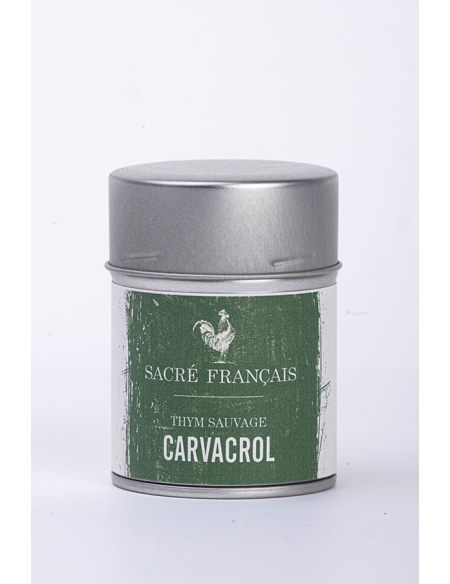 Wild thyme Carvacrol Bio