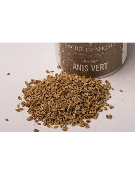 Green Anise Seeds