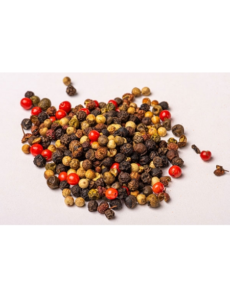 5 pepper berries